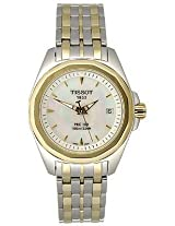 Tissot Analog White Dial Women's Watch - T0080102211100