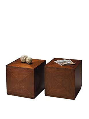 Butler Specialty Company Chestnut Burl Bunching Cube