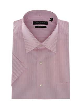 Pierre Clarence Camisa de manga corta (Rosa)