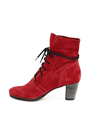 Eye Shoes Botines  Lucianna (Rojo)