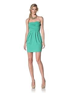 Luna  Women's Stella Strapless Dress (Kelly)