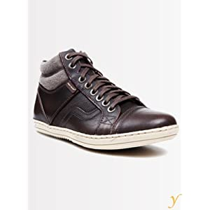 Red Tape Men RTS7022 Brown Casual Shoes