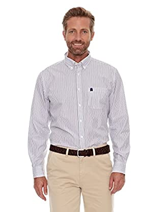 Cortefiel Camisa Fina (Azul)