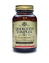 Solgar Quercetin Complex with Ester-C Plus Vegetable Capsules, 50 Count
