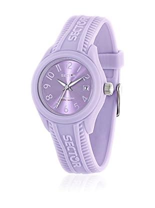 Sector Reloj de cuarzo Woman R3251576504 Púrpura/Blanco