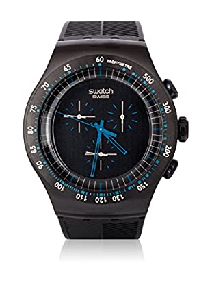Swatch Quarzuhr Man BLUE IN DARK YOB103 47.0 mm