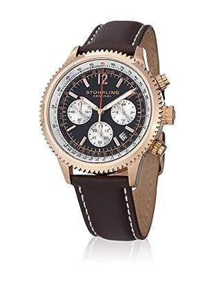 Stührling Original Reloj con movimiento japonés Man 682.02 Monaco 42 mm