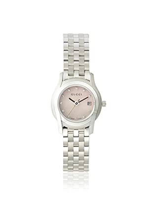 Gucci Women's YA055522 The G Class Pink Stainless Steel Watch