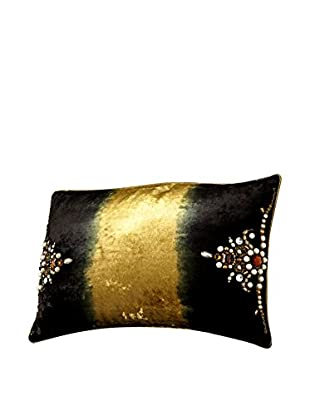 Sage & Co. Velvet Embellished Rectangular Pillow
