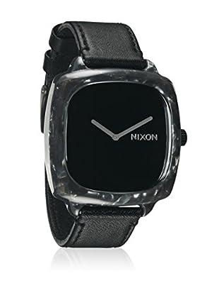 Nixon Uhr mit japanischem Quarzuhrwerk Woman A167-1040  44 mm
