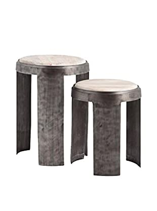 Mercana Set of 2 Sonchusse Tables