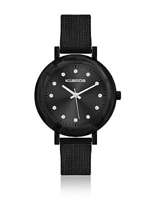K&Bros  Reloj 9183 (Negro)