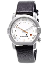 Fastrack Essentials Analog White Dial Men's Watch - NA1161SL01
