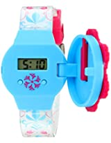 Disney Kids' FNFKD046 Frozen Digital Watch