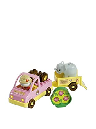 Simba Set Mini Safari Hello Kitty