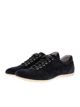 Georges Rech Sneaker Herpy Cuir (Navy)