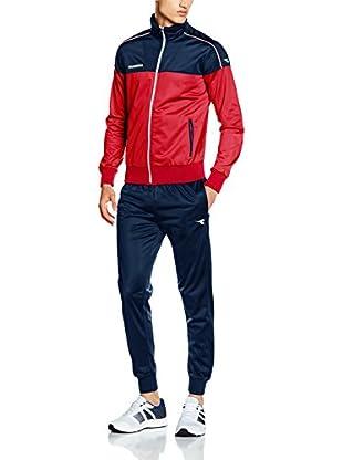 Diadora Tuta Sport Suit Cuff Pl