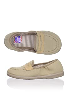 Chuches Kid's Moccasin (Brown)