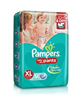 Pampers Extra Large Size Diaper Pants (7 Count)