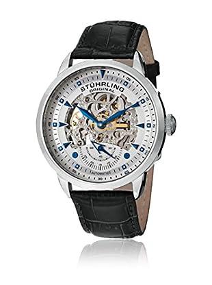 Stührling Original Uhr mit Miyota Uhrwerk Executive 133.33152 schwarz 44  mm