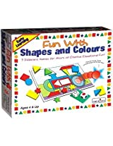 Creative's Fun With Shapes & Colours 0618