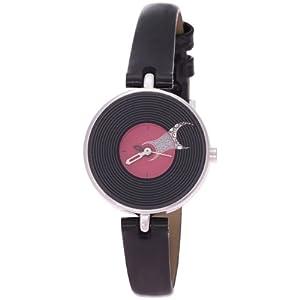 Fastrack 6023SL01 Crystals Girls Wrist Watch