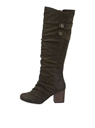 Blowfish Telland Boot BF2405 AU12, Stivali donna (Marrone (Braun (dark brown fawn PU BF228)))