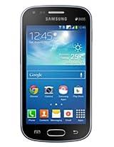 Samsung Galaxy S Duos 2 GT-S7582 (Black)
