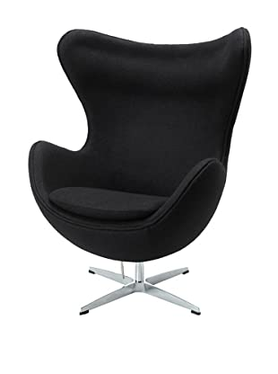 Fine Mod Inner Chair, Black
