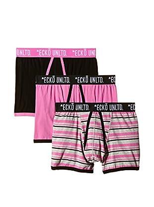 Ecko Set 3 Pezzi Boxer