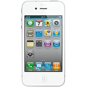 Apple iPhone 4 (White, 8GB)