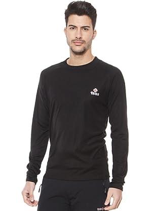 Izas Camiseta Térmica Nelion (Negro)