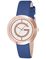 Giordano Analog Rose Gold Dial Women's Watch - A2042-07