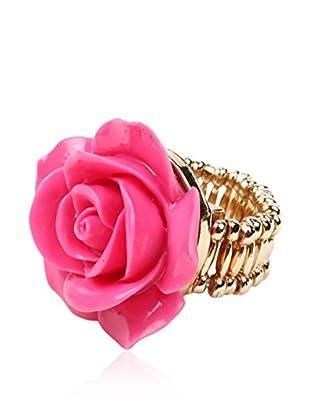 Amrita Singh Anillo Versailles Floral Ring
