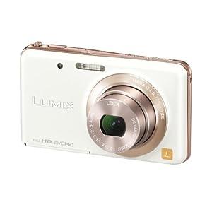 Panasonic デジタルカメラ ルミックス DMC-FX80