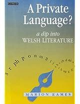 A Private Language