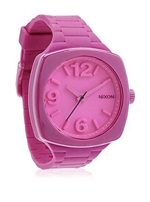 Nixon Uhr mit japanischem Quarzuhrwerk Woman A265-644  41 mm