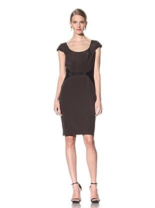Jay Godfrey Women's Manet Cap Sleeve Dress
