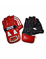 BDM Commander County Wicket Keeping Gloves, Men's
