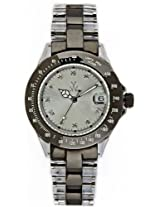 Toywatch Small Heavy Metal Ladies Watch Hm01Bk