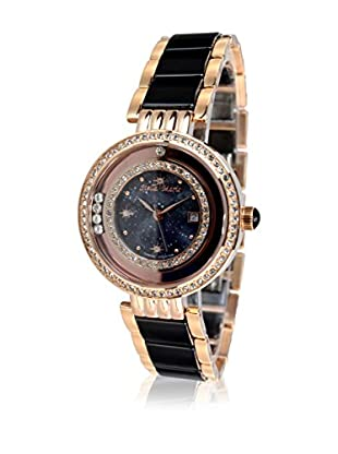 Stella Maris Reloj de cuarzo Queen Of The Night Negro / Rosado 32 mm