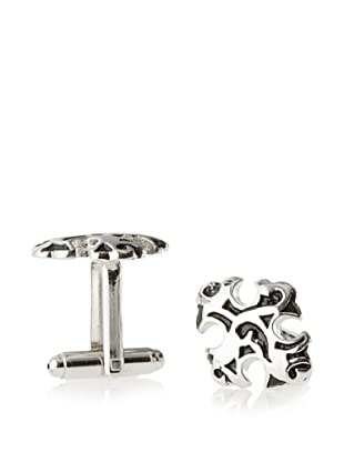 J. Fold Cross Cufflinks