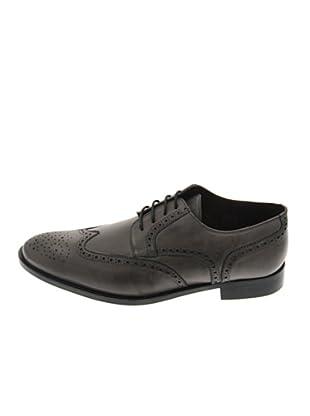 Pascal Morabito Zapatos Business Remundo (Gris)