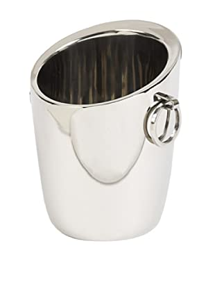 Sidney Marcus Ring Wine Cooler, Silver, Medium