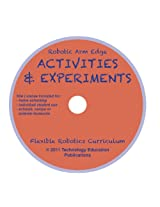 OWI EXP-535 Robotic Arm Edge Activities and Experiments Curriculum