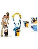 Inovera Baby Moon Walker Bouncer Jumper Toddler (Orange)