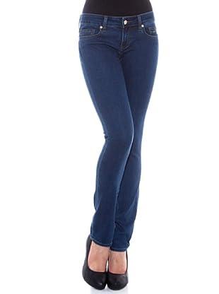 7 Seven LA Pantalón Mira (Azul Oscuro)
