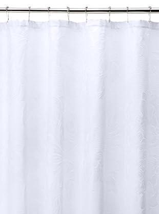 Espalma Ivana Shower Curtain, White