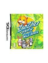 Zhu Zhu Pets featuring the Wild Bunch (Nintendo DS) (NTSC)
