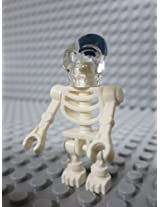 Lego Minifig Indiana Jones 011 Akator Skeleton A